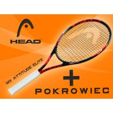 Rakieta tenisowa HEAD MX Attitude Elite Red